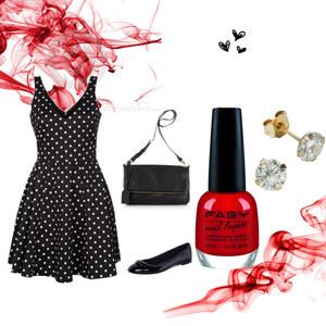 Outfit dotts! von Joleen Theis