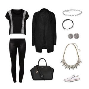 Outfit Lässiger Chic von Anjasylvia ♥