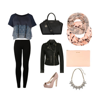 Outfit Bequemer Nudelook von Anjasylvia ♥