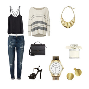 Outfit Goldstück von Anjasylvia ♥