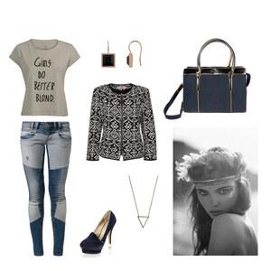 Outfit Better Blonde von Anjasylvia ♥