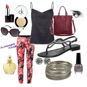 Outfit Locker and Lässig  von Almedina SI
