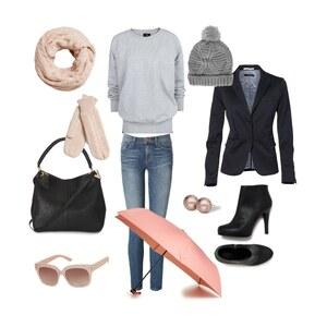 Outfit Podzimní procházková von
