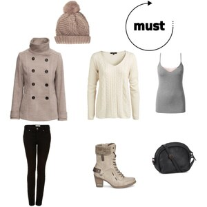 Outfit Love winter  von