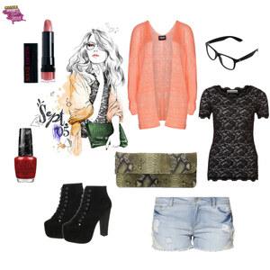 Outfit Sept. #05 von Ana