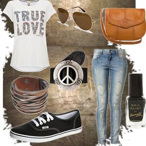 Outfit True Love <3 von Jeanine