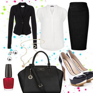 Outfit Arbeit !  von Jeanine