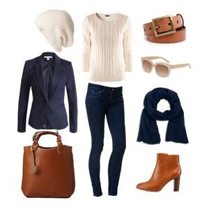 Outfit Podzimní von