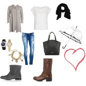 Outfit Pohodový den von