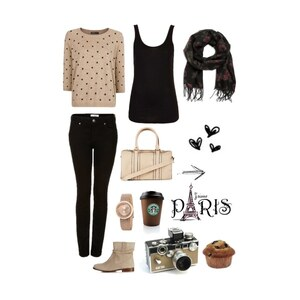 Outfit I love Paris von