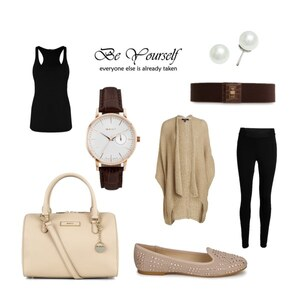 Outfit Be Yourself von