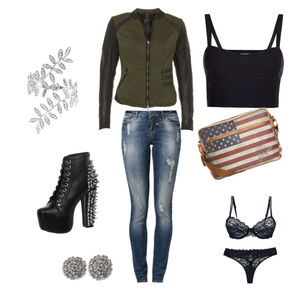 Outfit New York Street Life von Mareike Hrsng