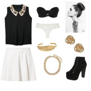 Outfit Dress von serafina-parker