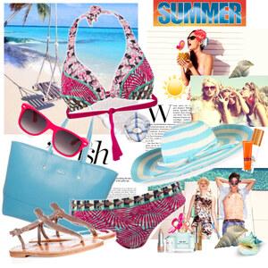 Outfit summer von Justine