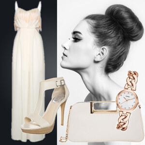 Outfit Chic von Elena Tsch