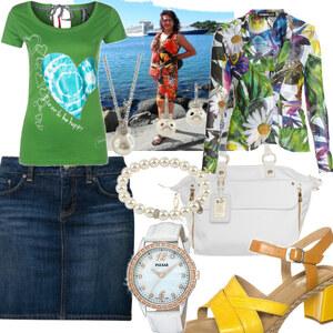 Outfit Shoppingtour von Petra Andrea H