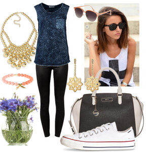 Outfit style von Laura