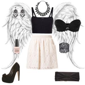 Outfit sommer schick von Melli Vogt