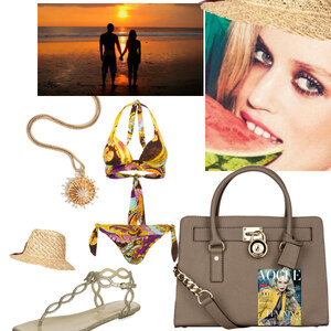 Outfit Strandoutfit von Claudia Giese