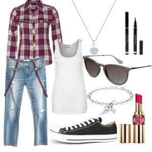 Outfit After-Work-Look von Frabau2509