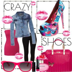 Outfit Crazy Shoes von eine_hexe