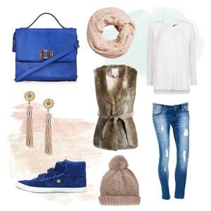 Outfit podzimní procházka von