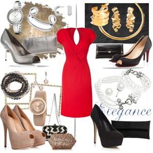 Outfit 4 Elegance von