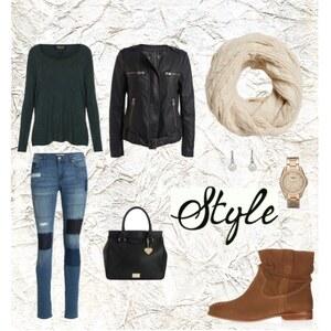 Outfit Town Fashion von