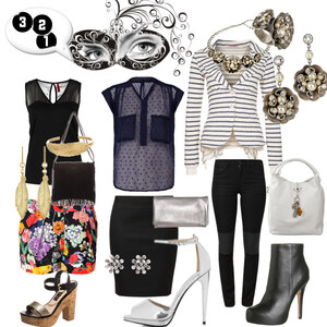 Outfit 1..2...3 von Almedina SI