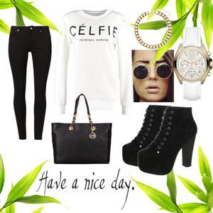 Outfit Celfie von lena ♥