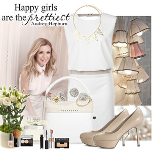 Outfit happy girl von Justine