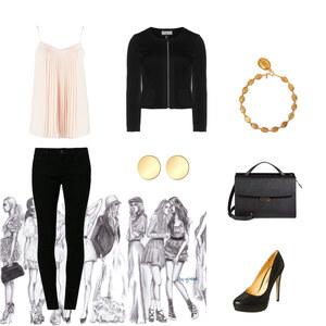 Outfit High Fashion von Anjasylvia ♥