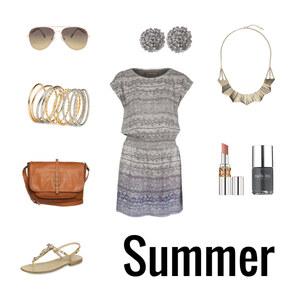 Outfit Summer von Anjasylvia ♥