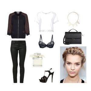 Outfit Perfekt ♥ von Anjasylvia ♥