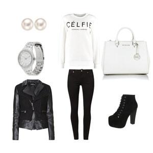 Outfit Black&White  von Cheyenneysh ♥