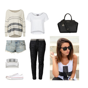 Outfit Einfaches Outfit von Anjasylvia ♥