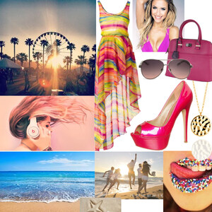 Outfit Welcome to Miami! von Claudia Giese