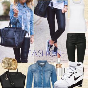 Outfit JEANS von fashion-