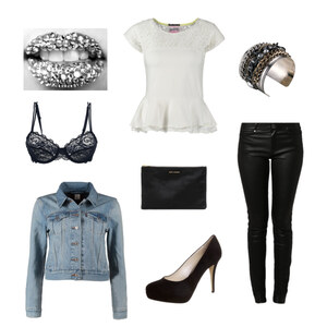 Outfit Night Look von Anjasylvia ♥