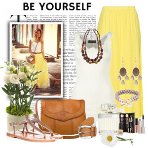 Outfit be yourself von Justine