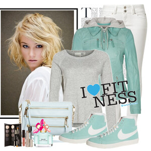 Outfit NEED FIT von Justine