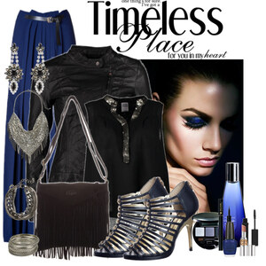 Outfit timeless place von Justine