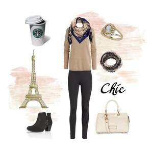 Outfit Be Chic! von
