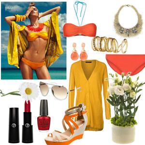 Outfit Strandlook von Verena Schnall