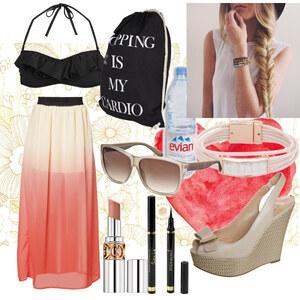 Outfit Tag am Strand von Frabau2509