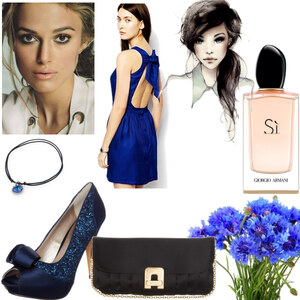 Outfit Vernisage von Claudia Giese