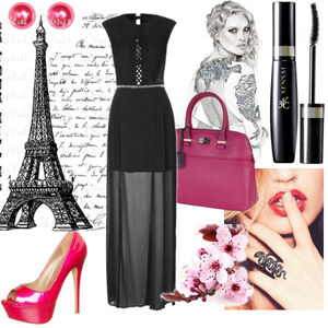 Outfit Wanna see my heels? von Claudia Giese
