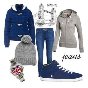 Outfit london von
