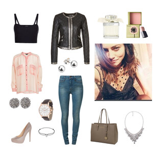 Outfit Highfashionista von Anjasylvia ♥