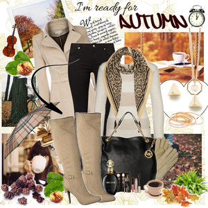 Outfit READY FOR AUTUMN von Justine